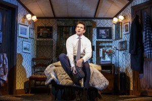 Andy Karl (Phil) - Photo by Joan Marcus