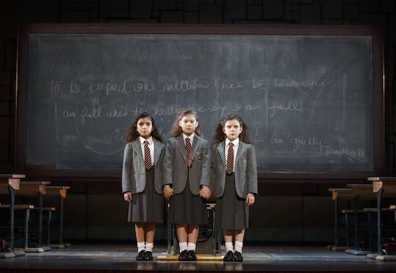 The Matildas: Jenna Weir, Jaime MacLean and Hannah Levinson