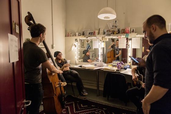 OV Variety-Dressing Room. Photo by Manuel Harlan