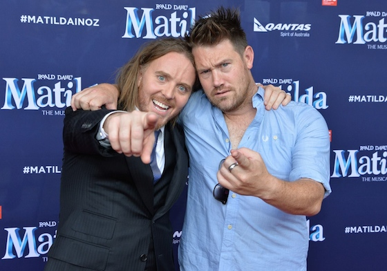 Tim & Eddie Perfect