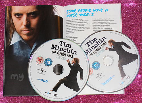 So Fucking Rock Special Edition DVD